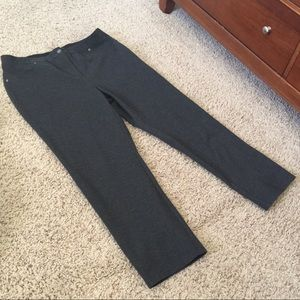 Gray Dress pants from Chico's